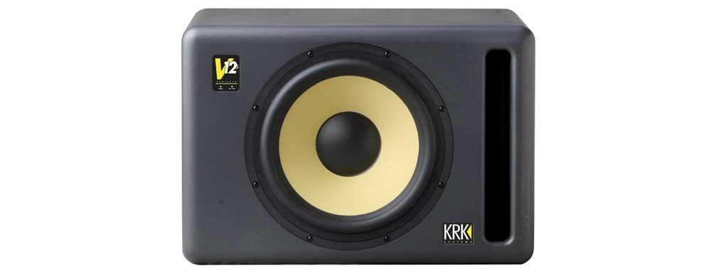 Студийные мониторы KRK V12S Series 2