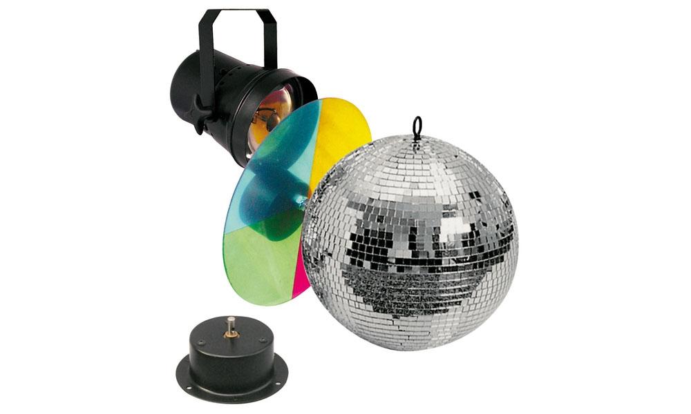Зеркальные шары Showtec Mirrorball set