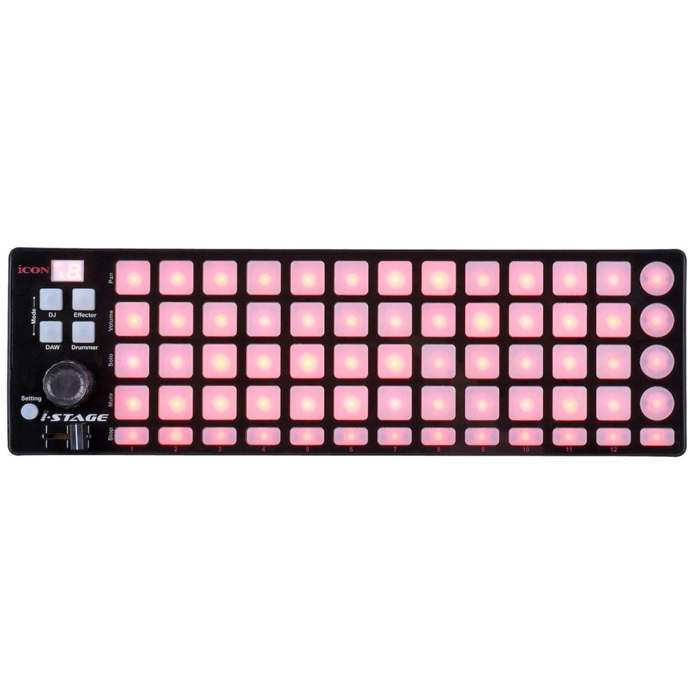 DJ-контроллеры Icon  I-Stage