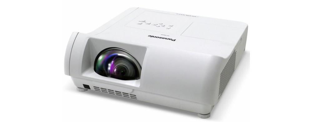 Видеопроекторы Panasonic PT-TW230E