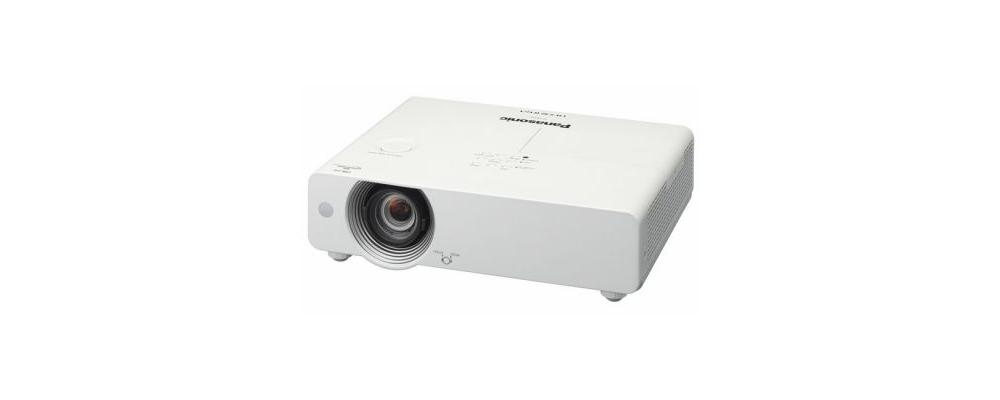 Видеопроекторы Panasonic PT-VX500E
