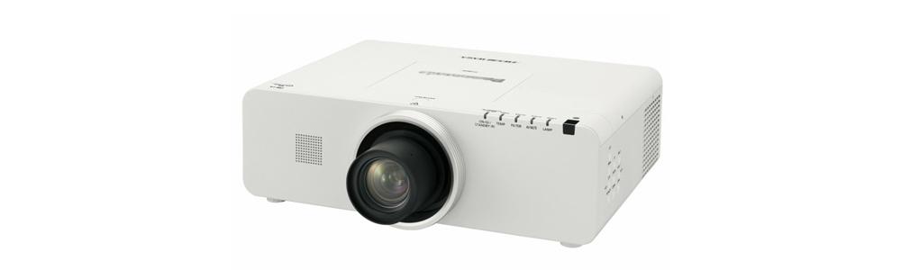 Видеопроекторы Panasonic PT-EW630E