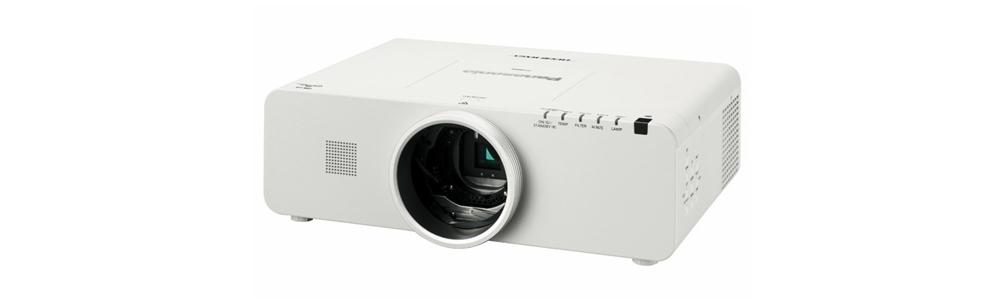 Видеопроекторы Panasonic PT-EW630EL