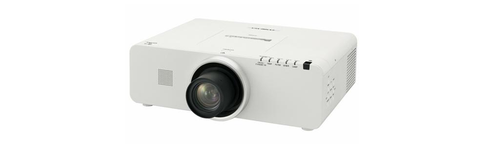 Видеопроекторы Panasonic PT-EX600E