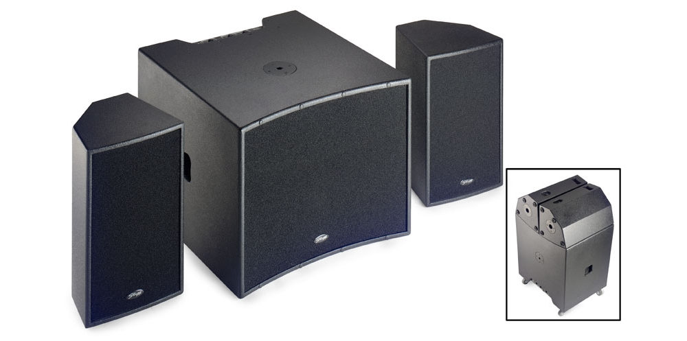 Акустические системы Stagg SPA-SUB1510