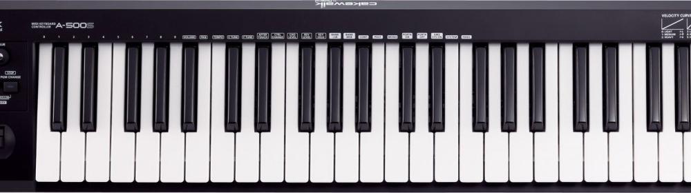 Midi-клавиатуры Cakewalk A500SR