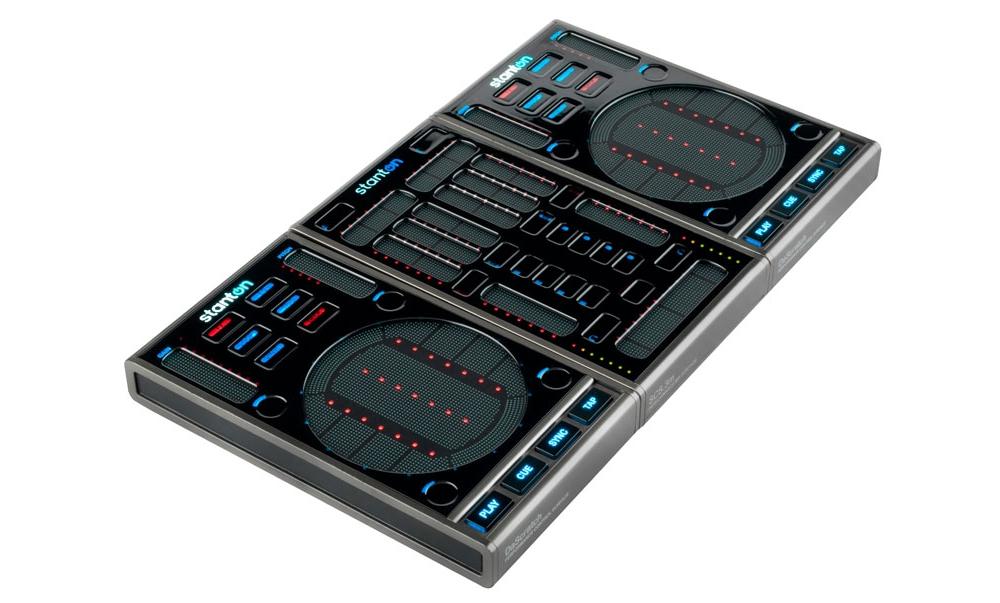 DJ-контроллеры Stanton SC SYSTEM 3