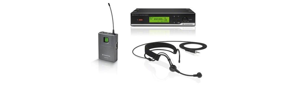 Все Микрофоны Sennheiser XSW 52