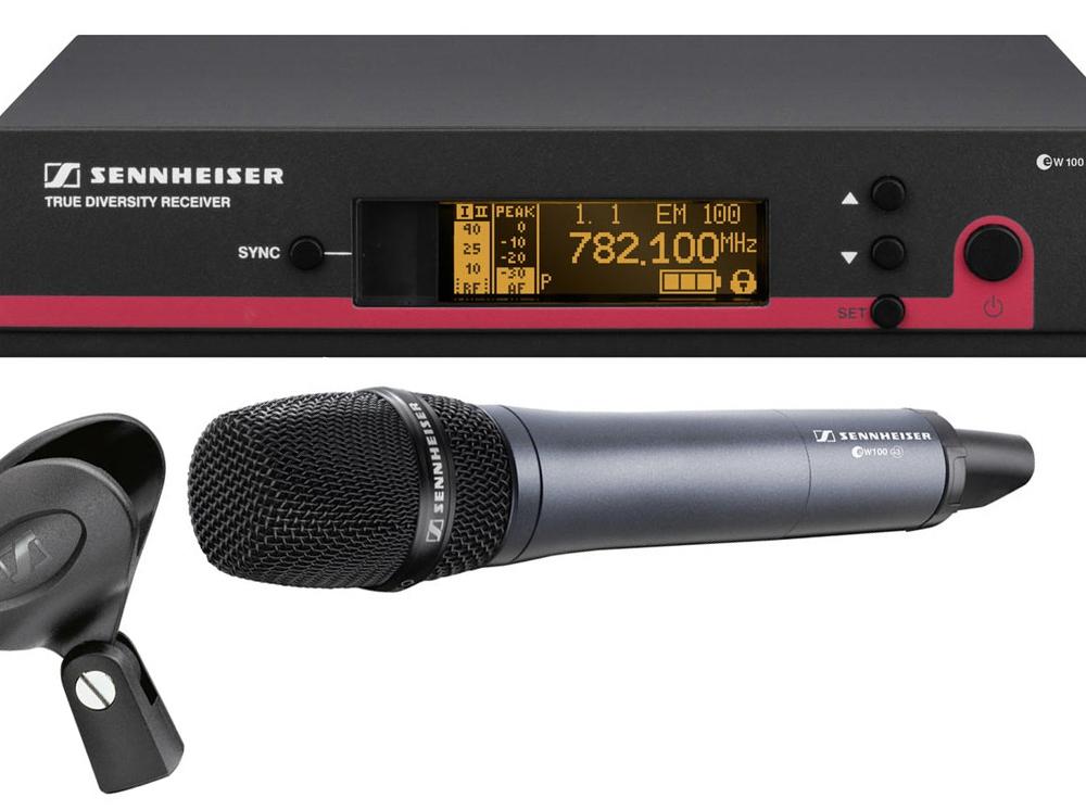 Все Микрофоны Sennheiser ew 135 G3