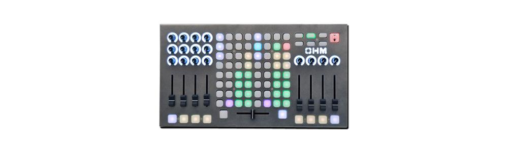 DJ-контроллеры LIVID OHM SLIM