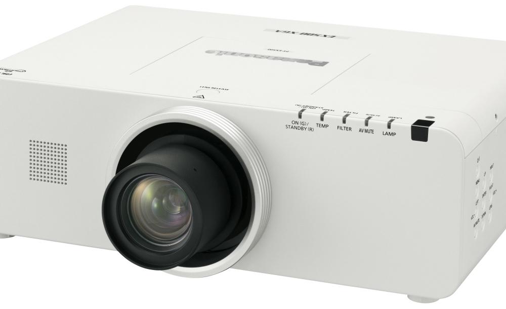 Видеопроекторы Panasonic PT-EX500/L