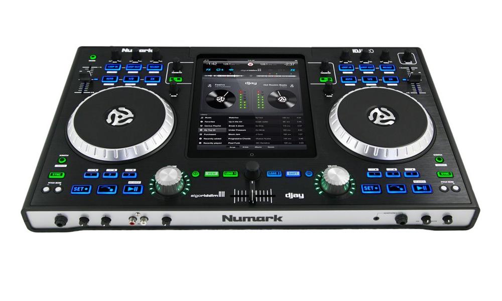 DJ-контроллеры Numark IDJ Pro