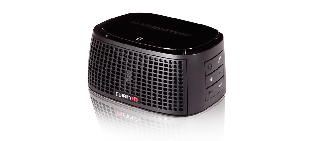 Acoustics  Monster Beats ClarityHD Precision Micro Bluetooth Speaker 100
