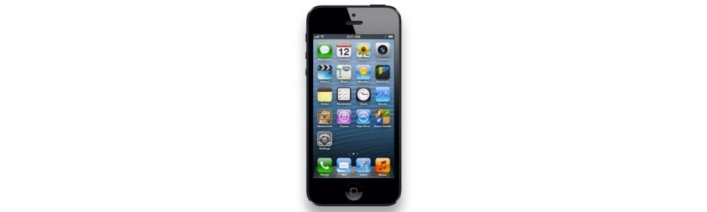 iPhone Apple iPhone 5 32Gb Black