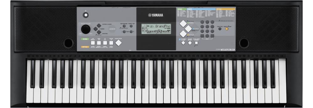 Синтезаторы и рабочие станции Yamaha PSR-E233