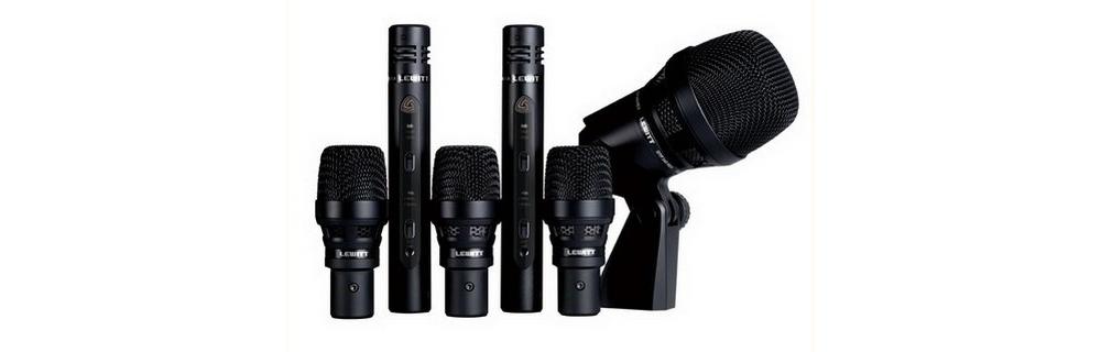 Все Микрофоны Lewitt DTP BEAT KIT 6