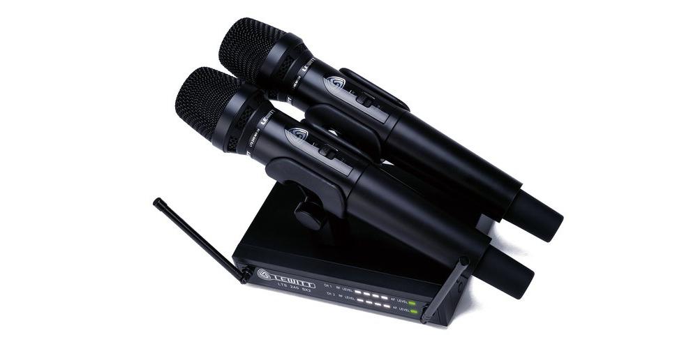 Все Микрофоны Lewitt LTS 240 DUAL С