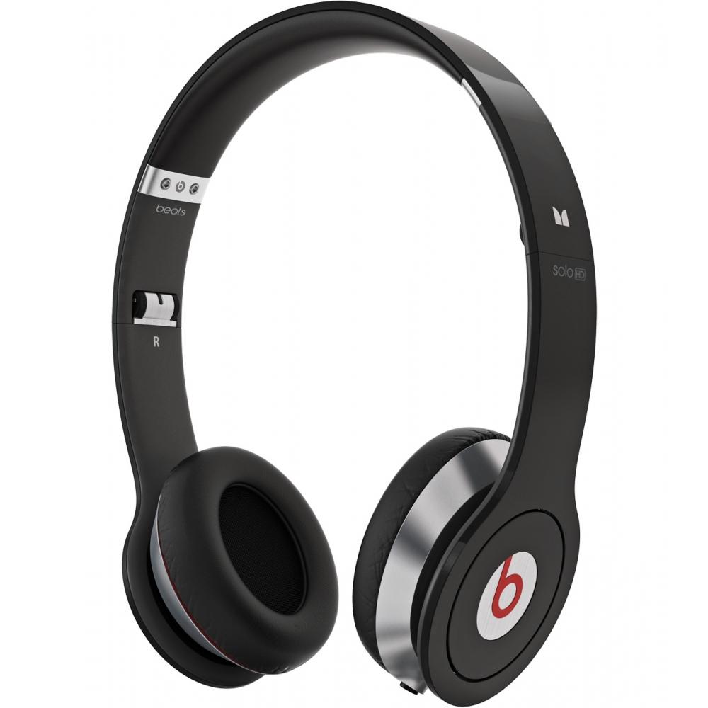 Наушники для плеера Beats by Dr. Dre Solo HD Black ControlTalk