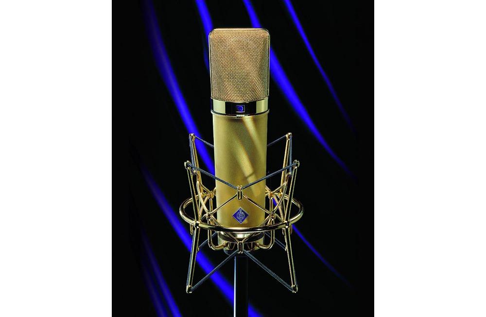 Все Микрофоны Neumann U 87 Gold