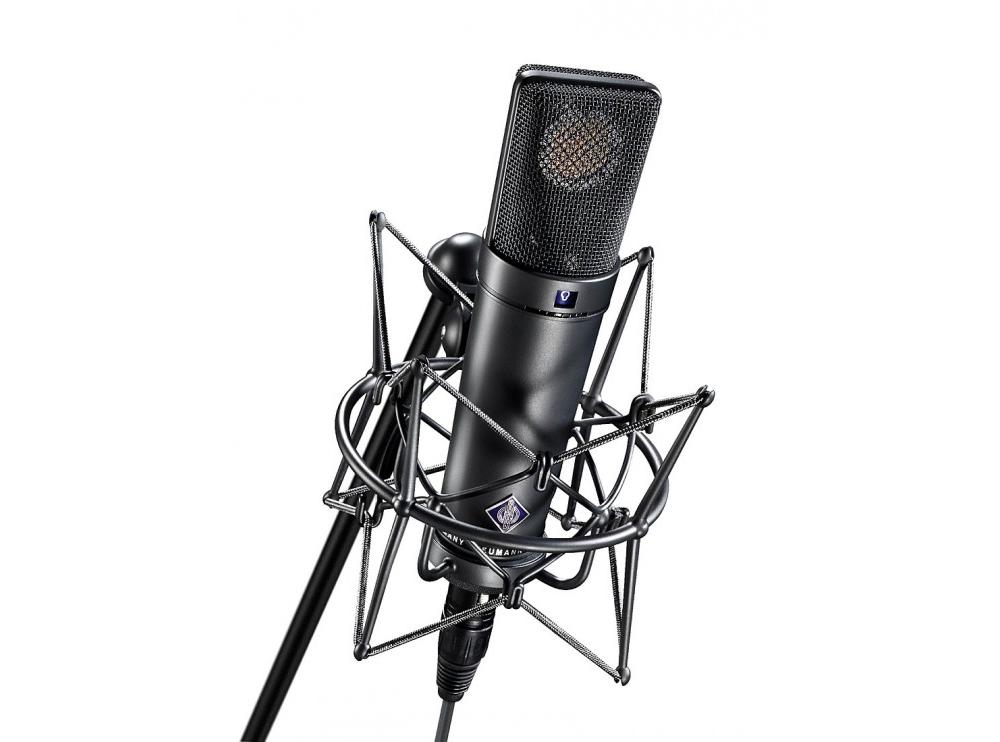 Все Микрофоны Neumann U 89 i