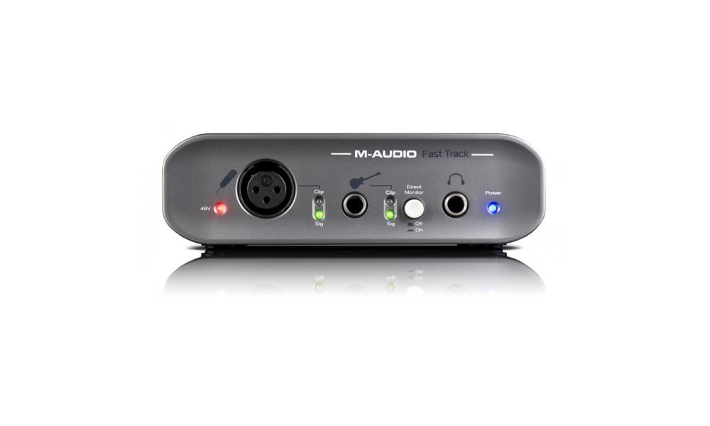 Звуковые карты Avid Fast Track II USB