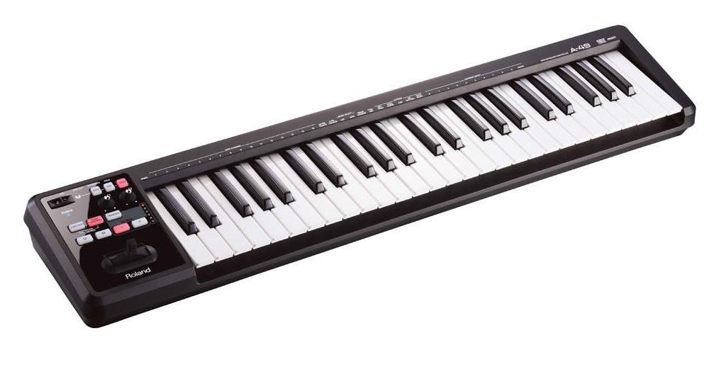 Midi-клавиатуры Roland A49BK