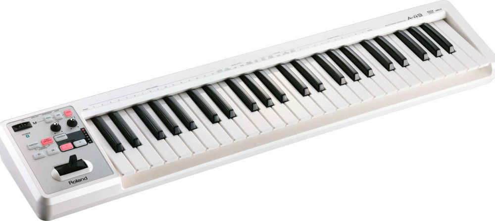 Midi-клавиатуры Roland A49WH