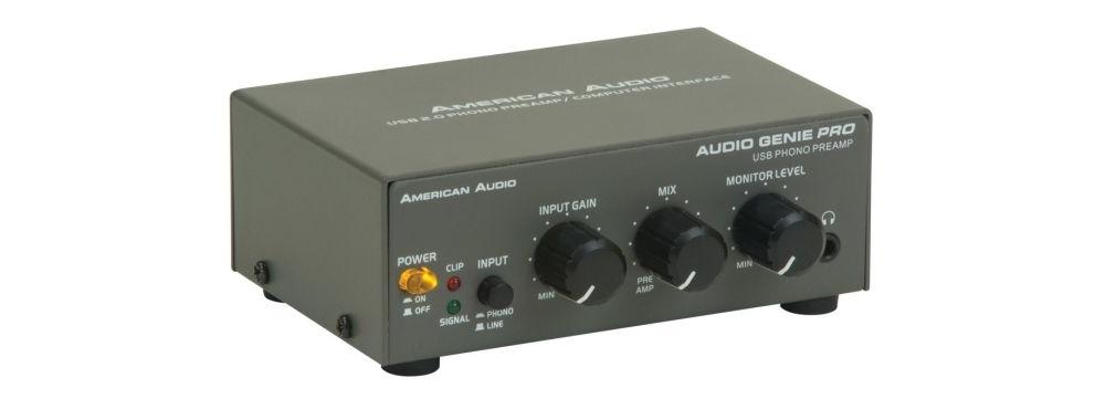 Звуковые карты American Audio Genie PRO