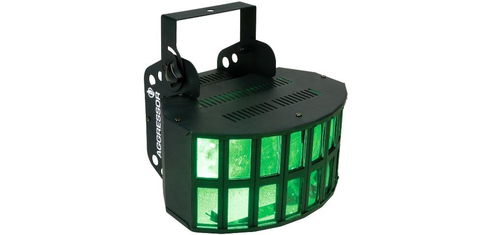 Простые приборы со звуковой активацией American Audio Aggressor TRI LED