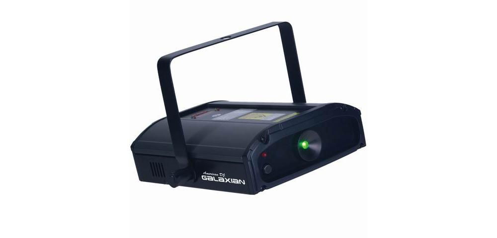 Лазеры American Audio Galaxian