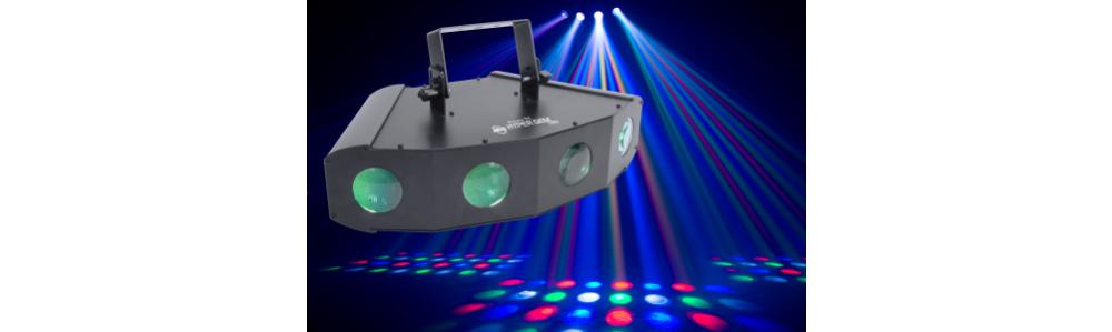 Светодиодные приборы заливающего света American Audio Hyper GEM LED