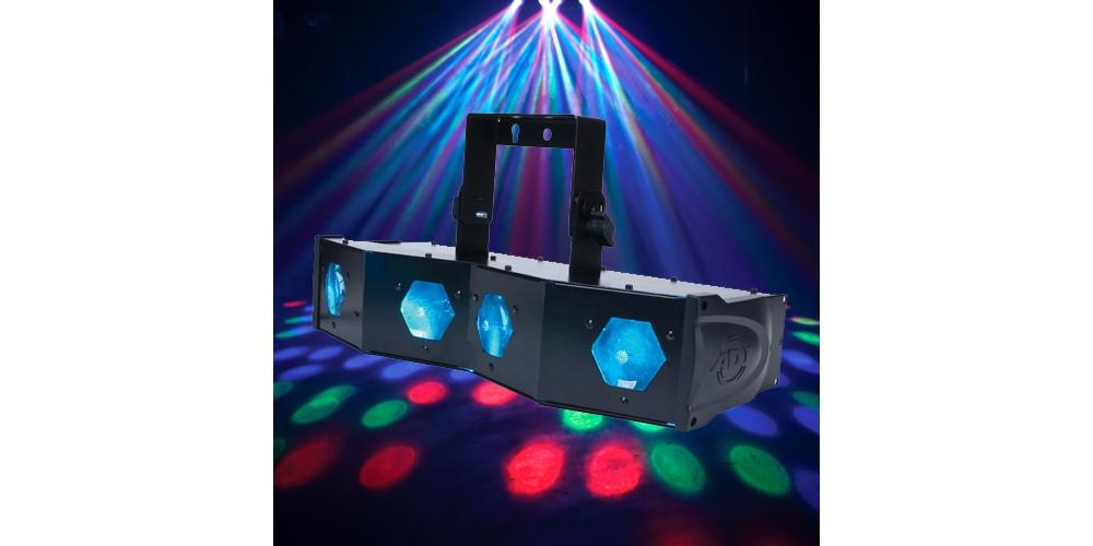 Простые приборы со звуковой активацией American Audio Majestic LED