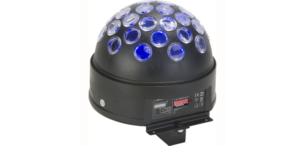 Простые приборы со звуковой активацией American Audio Sunray TriLed DMX