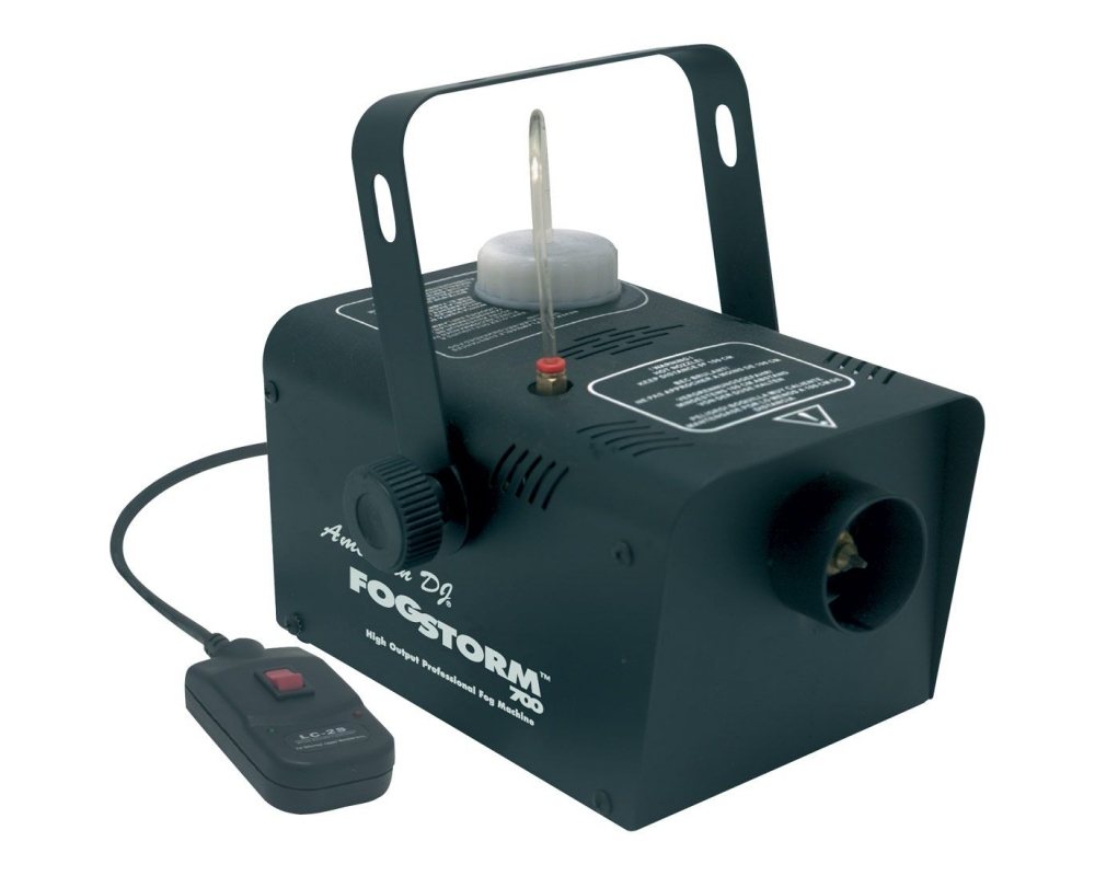 Спецэффекты American Audio Fogstorm 700