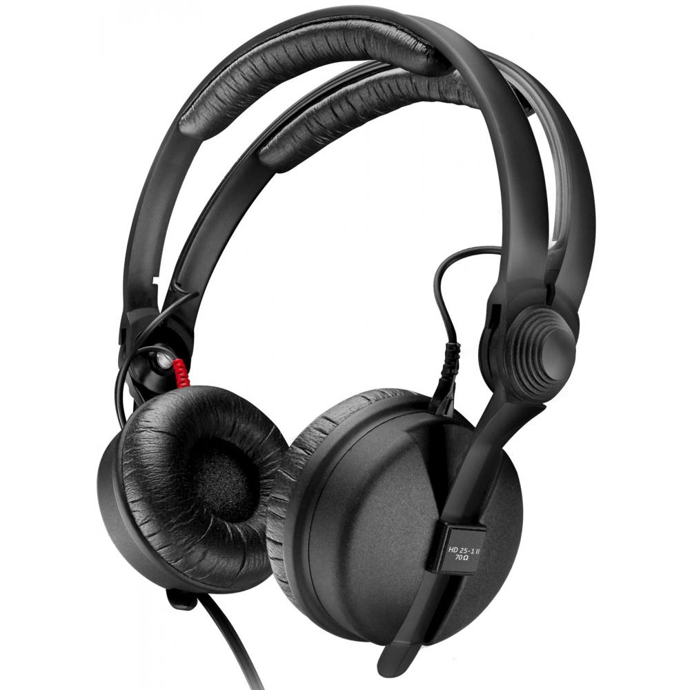 DJ-наушники Sennheiser HD 25-1-II Basic Edition