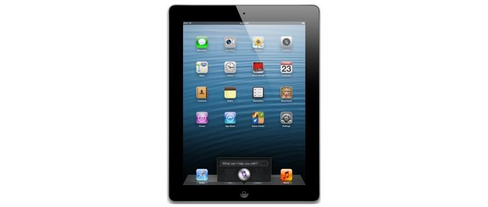 iPad Apple iPad 4 Retina Wi-Fi 16Gb Black