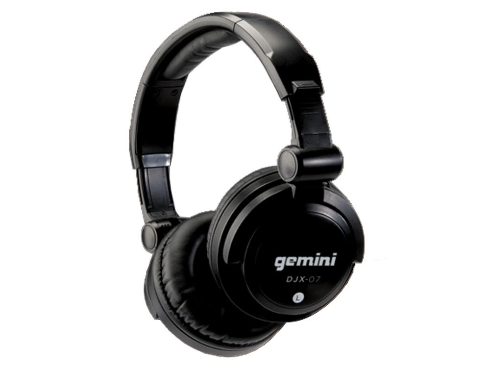 DJ-наушники Gemini DJX-07