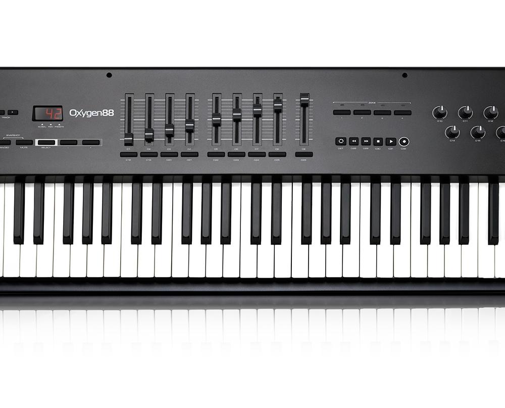 Midi-клавиатуры M-Audio Oxygen 88