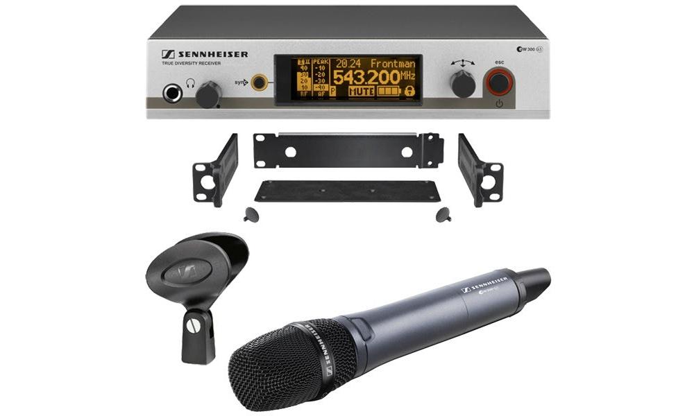 Все Микрофоны Sennheiser ew 365 G3
