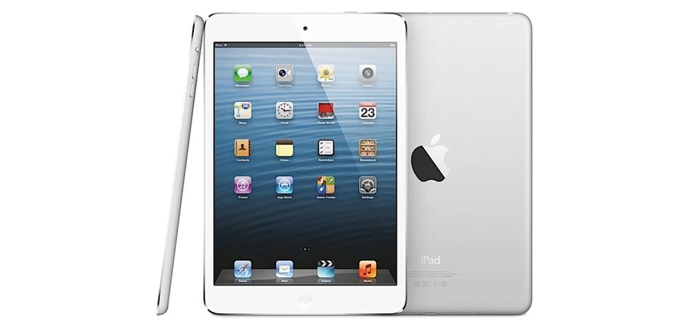 iPad mini Apple iPad mini Wi-Fi + 4G 16Gb White