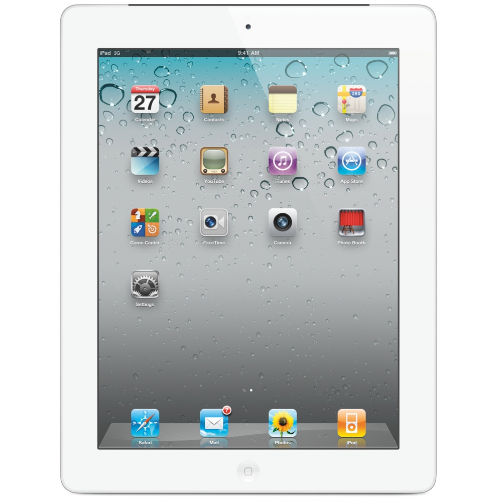 iPad Apple iPad 5 Wi-Fi+5G 64Gb White