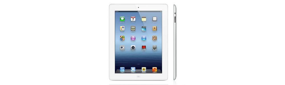 iPad Apple iPad 4 Retina Wi-Fi 16Gb White