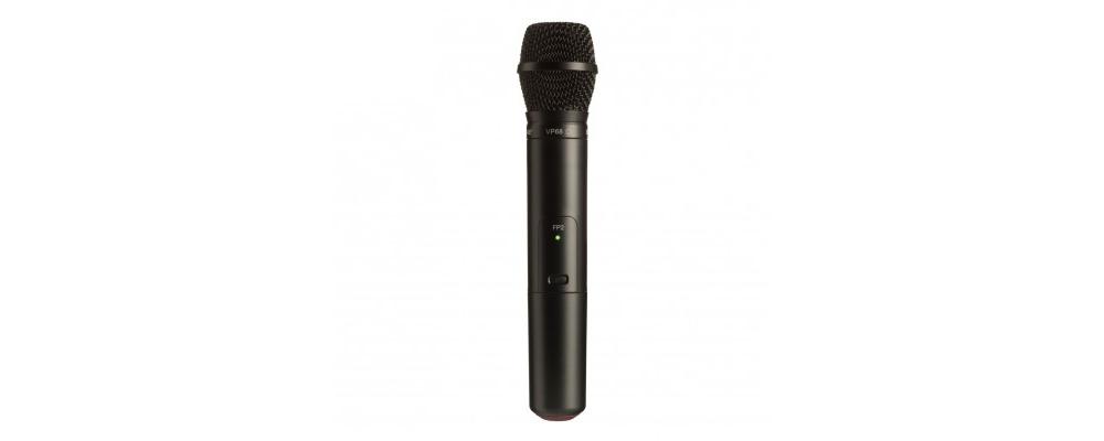 Все Микрофоны Shure FP2/VP68