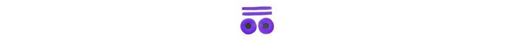 DJ-наушники Zomo Polsterset HD-25 Velour Violet for Sennheiser HD 25-C II 69417-U