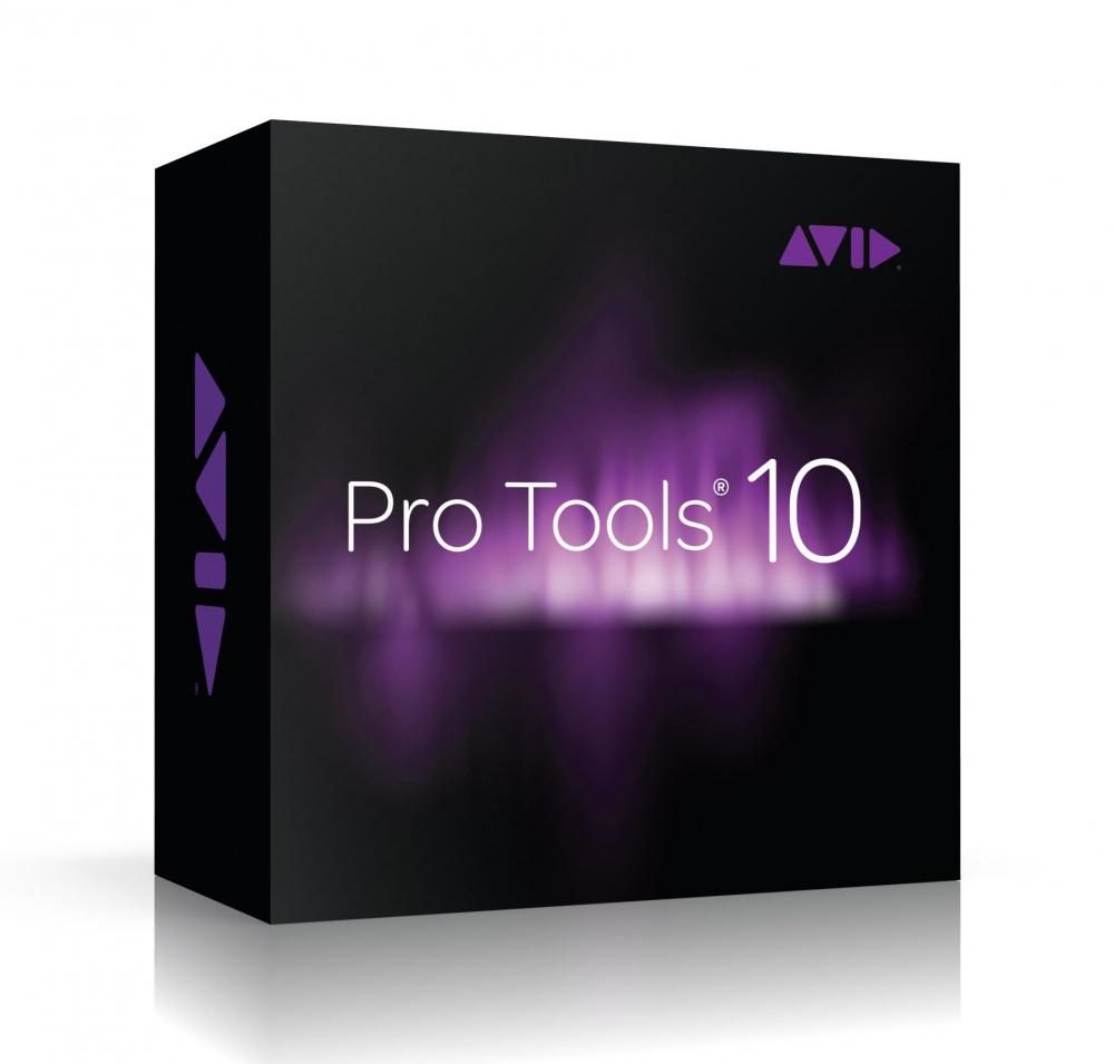 Программы для создания музыки Avid PRO TOOLS 10