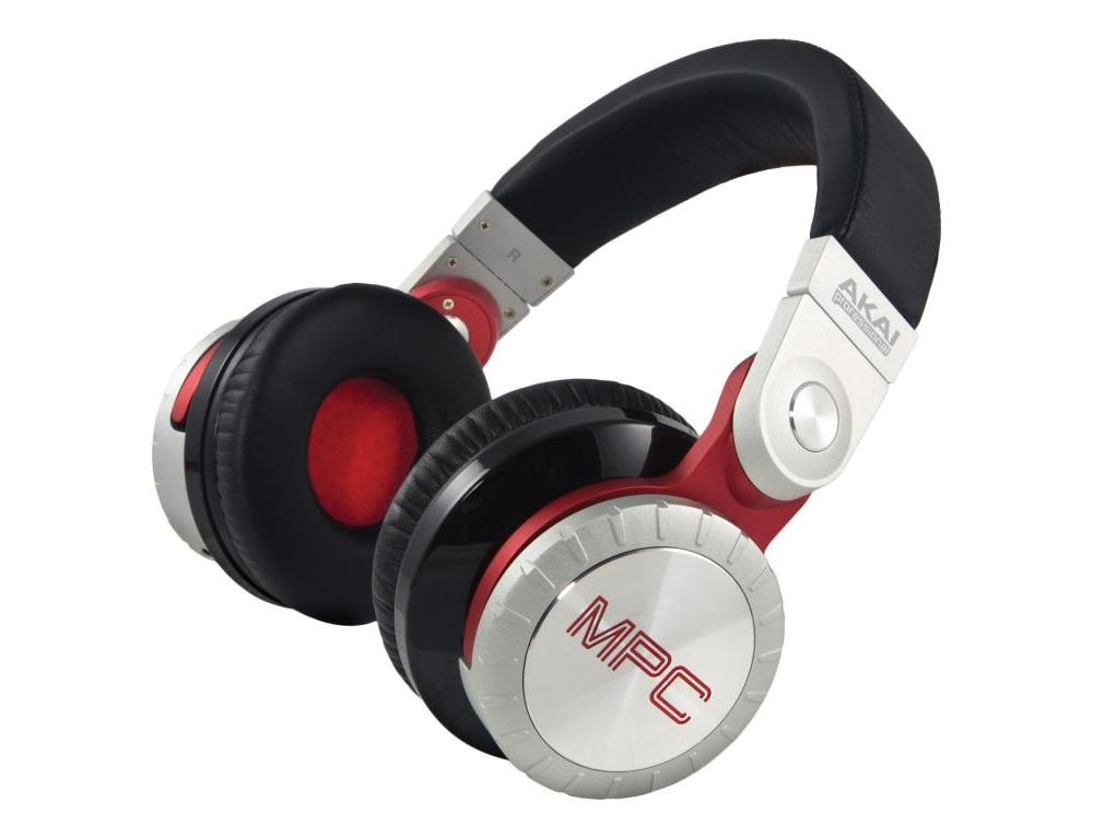 DJ-наушники Akai MPC Pro