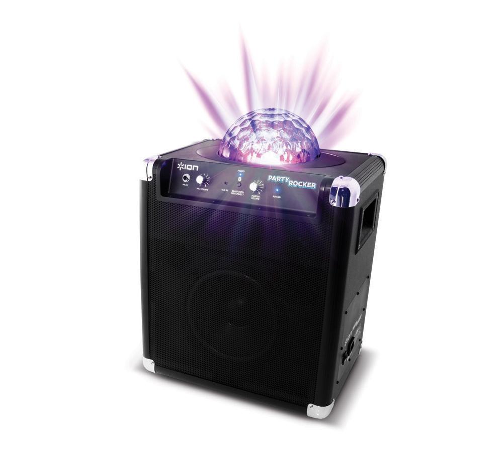 Acoustics  Ion Party Rocker