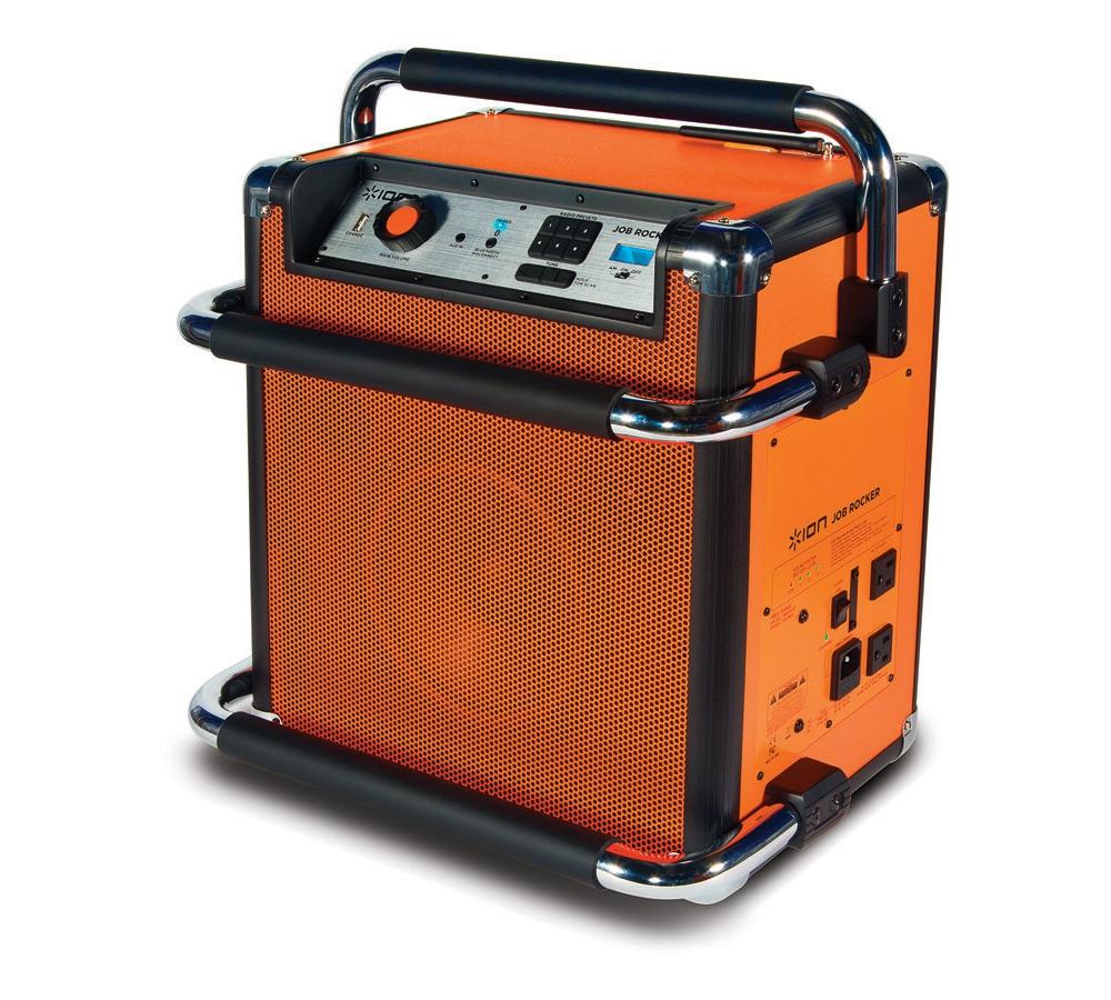 Acoustics  Ion Job Rocker