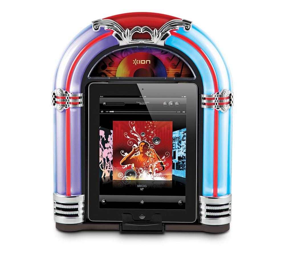 Acoustics  Ion Jukebox Bluetooth