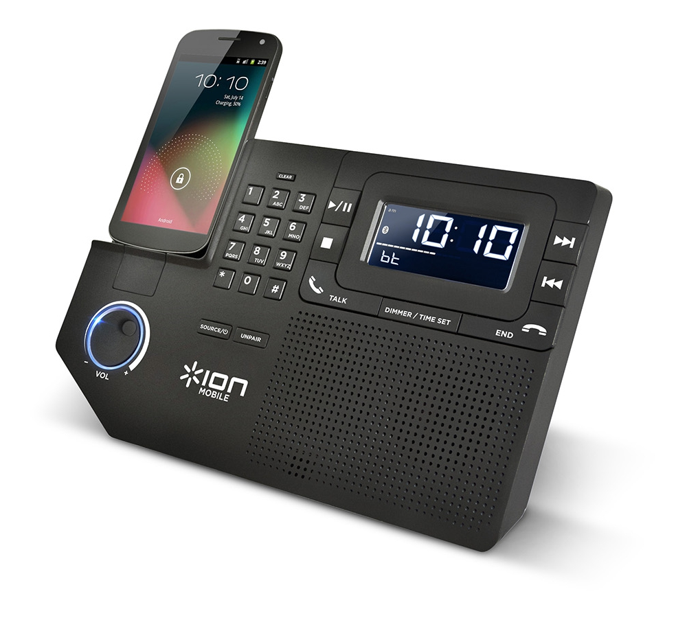 Acoustics  Ion Phone Station Plus